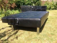 Modern Sofa Bed, ideal for small sitting room