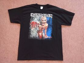 Iron Maiden T-shirt XL (New without Tags)