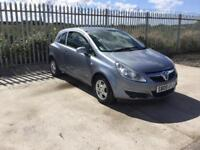 2009/09 VAUXHALL CORSA 1.2 LIFE LONG M.O.T 66,000 MILES IDEAL 1st CAR LOW INSURANCE GROUP...
