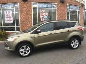 2013 Ford Escape SE AWD | Heated Seats, Bluetooth, 1.6L Turbo!