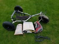 Kite buggy equipment