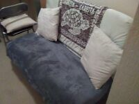 Double futon used only twice
