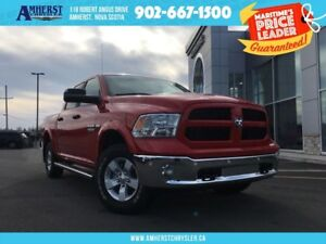 2017 Ram 1500 Outdoorsman HEMI 4X4 ONLY 3,252 KM, SAVE $19,163