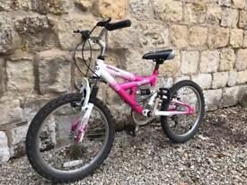 Girls Bicycle 16""