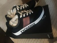 Genuine Armani trainers in box