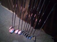 Ladies golf set