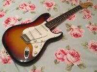 Fender 65 Stratocaster USA Vintage Reissue Electric Guitar AVRI 52 56 57 59 62 64 American Tele 1965