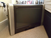 Telly, TV FOR FREE COLLECTION ONLY SONY WEGA Good working order