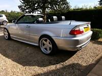 Bmw e46 325ci convertible