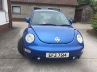 BEETLE for sale good conditions , Alloys etc £950