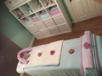Massage Therapist and beauty therapist in Ipswich - also pamper parties for adults and children