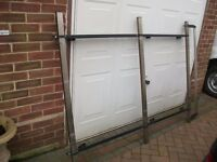 ROOF RACK OFF OF 57 PLATE TRANSIT CONNECT LWB