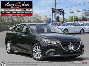 2014 Mazda Mazda3 ONLY 47K! **BACK-UP CAMERA** CLEAN CARPROOF
