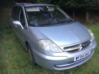 Spares or repair Citroen C8