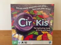 Cir*Kis Board Game (Brand new and sealed)