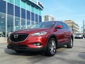 2014 Mazda CX-9 GT AWD FINANCE AT 0.9%