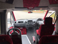 Nice Mercedes Sprinter 17 seater minibus for sale