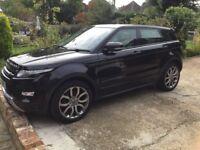 Range Rover evoque 2.2d dynamic huge spec