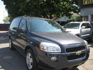 2009 Chevrolet Uplander LS, 6cyl, p/s, p/w, keyless, onstar, cru