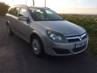 Vauxhall Astra 1.3 CDTI very rare car done 112k miles 6 speed with MOT TILL 28/6/18