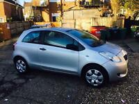 Toyota Yaris 1.0, Low Milage, Hpi Clear, £1750