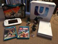 Wii u + Disney infinity bundle