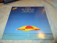 Various – Now - The Summer Album - 2 x Vinyl LP - 1986 - Cat# SUMMER 1