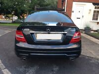 Mercedes-Benz C Class 3.0 C350 CDI BlueEFFICIENCY AMG Sport Plus 7G-Tronic Plus 4dr (Map Pilot)