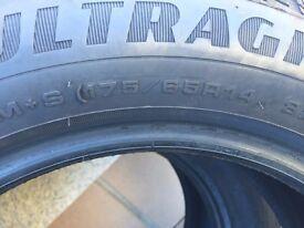 Goodyear Winter Tyres 175/65R14