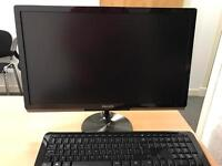 "2- Philips 21.5"" Full HD monitors"