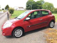 RENAULT CLIO I-MUSIC DCI 2010 *** ONLY 69900 MILES***