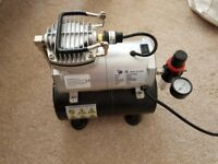 AS186 Air compressor with tank