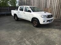 2010 Toyota HILUX 2.5 D4-D 4x4 , NO VAT, EXC CONDITION , Delivery available