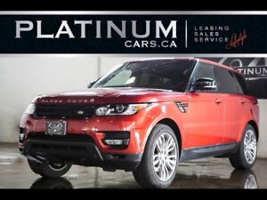2014 Land Rover Range Rover Sport V8 SUPERCHARGED, DYN