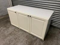 FREE DELIVERY TWO IKEA HEMNES WHITE STORAGE CABINETS