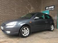 2002 FORD FOCUS CHIC **MARCH 2018 MOT, SERVICE HISTORY** FULL LEATHER