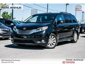 2015 Toyota Sienna Limited 7 Passenger ***NOUVEL ARRIVAGE***