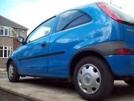 Vauxhall Corsa 1.2i Club - Very low genuine mileage 41K !!