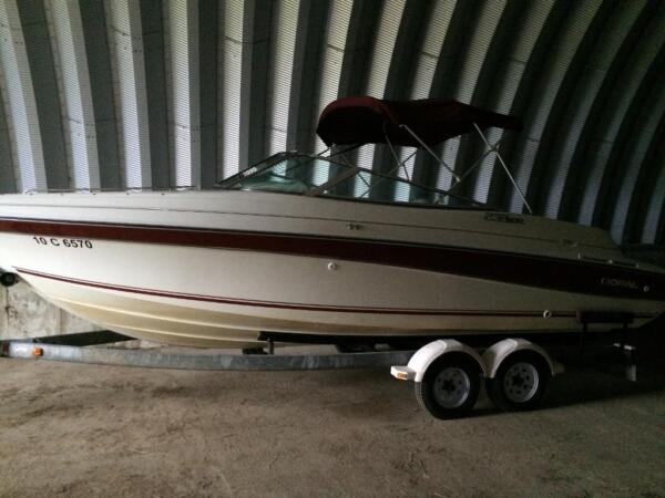 Used 1998 Doral Boats 230br