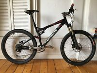 "Specialised FSR XC Expert 2008 for height 5""5 to 5""9"