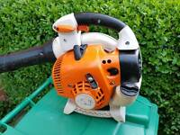 stihl bg86ce handheld leaf blower in very clean and good working condition.