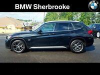 2012 BMW X1 xDrive28i SPORT + GPS + CUIR ROUGE - PRIX RÉVISÉ