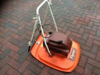 Flymo L47 petrol hover mower