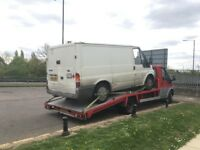 COPART - LONDON SAME DAY COLLECTION CAR BIKE BREAKDOWN RECOVERY TRANSPORT TOW TRUCK SERVICE ACCIDENT