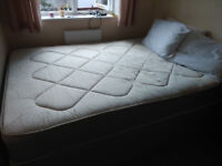 URGENT - Double bed new