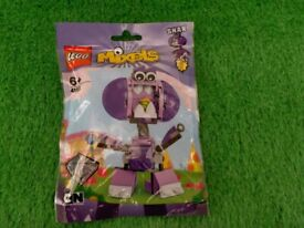Brand New Lego Mixels Series 6 Snax