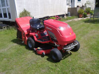 countax c400h garden tractor
