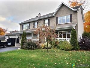 494 800$ - Maison 2 étages à vendre à St-Nicolas