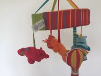 Cot Mobile from mother care - broken hook