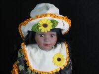 Leonardo Collection Naomi Porcelain Doll LP5664
